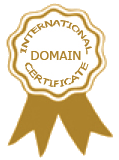 International Domain Certificate