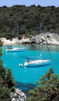Sailing Greece, Sailing Tours in Greece, Greece Island Sailing Info, Sailing in Greece, Greece Sailing Tour, About Greece